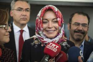 Lindsay Lohan Has Converted to Islam?