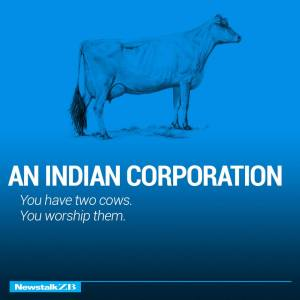 World Economy Explained With the Example of Cows
