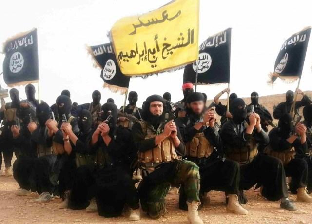 ISIS Paris Attacks