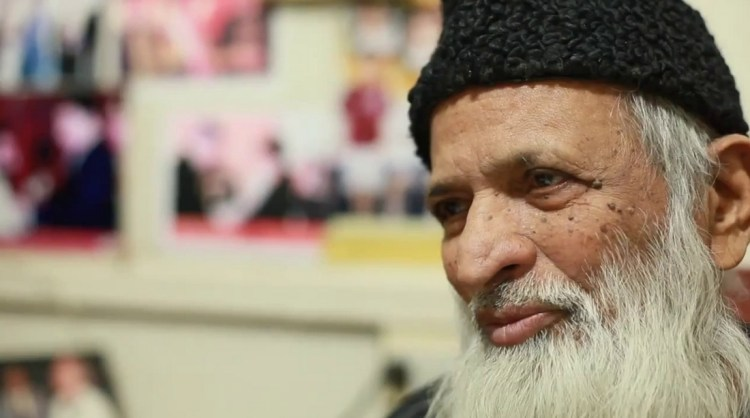 Abdul Sattar Edhi by Manzobaaz