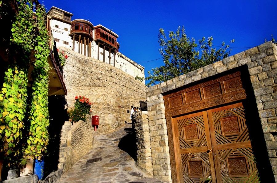 Baltit Fort Hunza by Imran Ahmed Hunzai