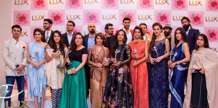Pakistani Stars by LUX Star Awards
