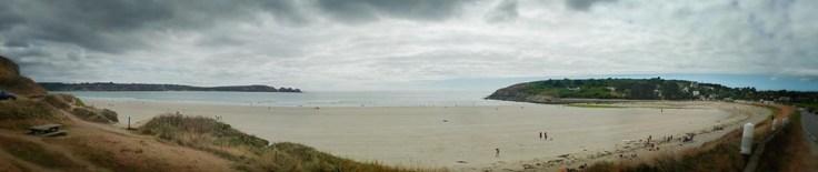 La spiaggia di Camaret-sur-mer