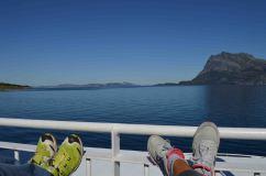 Vita sul traghetto