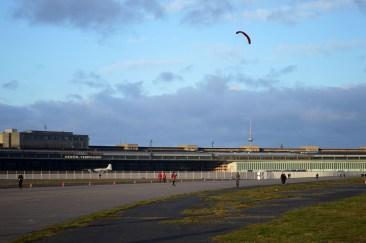 L'edificio dell'aeroporto