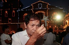 Il rito di Natale nelle Filippine