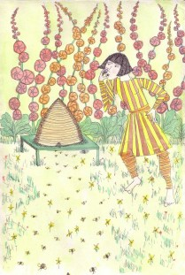 Telling the bees 2
