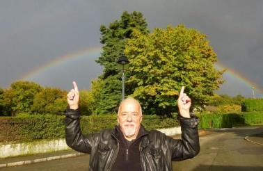 Paulo Coelho Rainbow