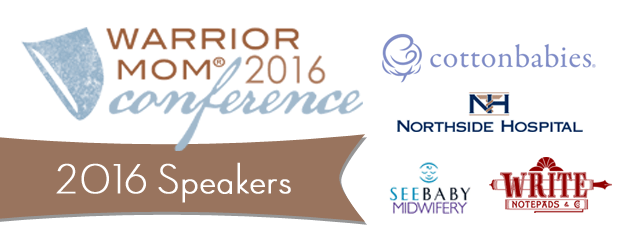 Announcing Speakers for Our Sold Out Warrior Mom Conference