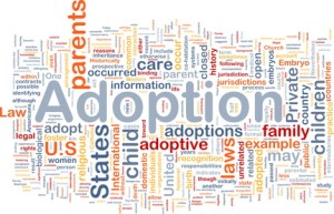 adoption depression