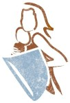 Warrior Mom Logo