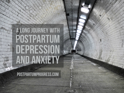 A Long Journey with Postpartum Depression and Anxiety