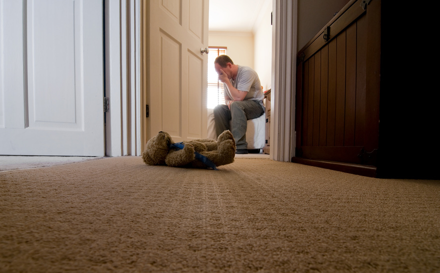 Dads Need Support Through Postpartum Depression Too
