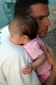 help for fathers, new fathers