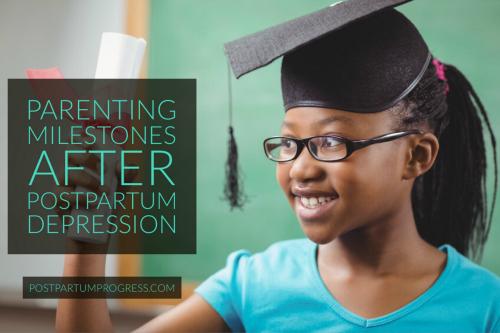 Parenting Milestones After Postpartum Depression