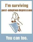 I'm Surviving Post-Adoption Depression