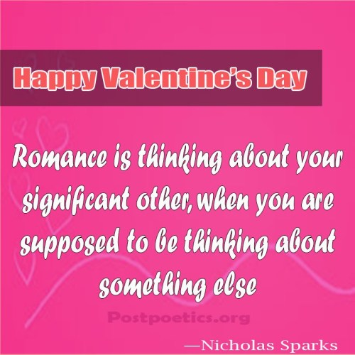 Happy Valentine's Day Quotes