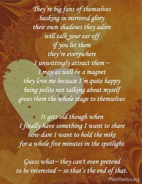 famous spoken word poetry