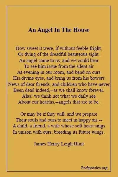 Baby angel poems