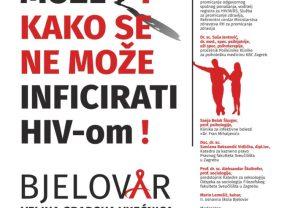 KAKO SE MOŽE I KAKO SE NE MOŽE INFICIRATI HIV – om !