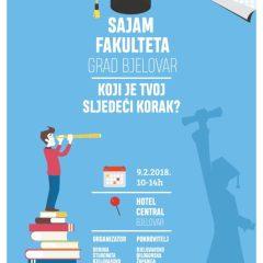 Sajam fakulteta (Plakat)