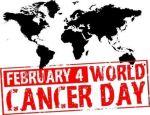 4. veljače – Svjetski dan borbe protiv raka