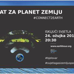 Sat za planet Zemlju 2018.
