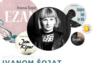 Književni susret s Ivanom Šojat