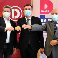 """I Demokrati i HSS Braće Radić """"ZA JOŠ BOLJU ŽUPANIJU"""""""