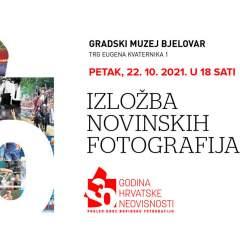 IZLOŽBA NOVINSKIH FOTOGRAFIJA