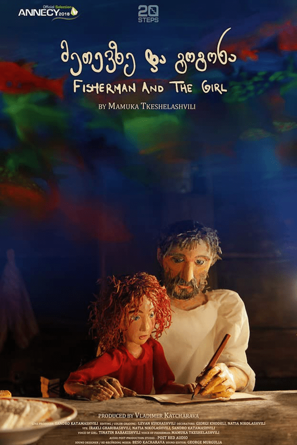 postred-fisherman-and-the-girl-music-sound-foley-Animation
