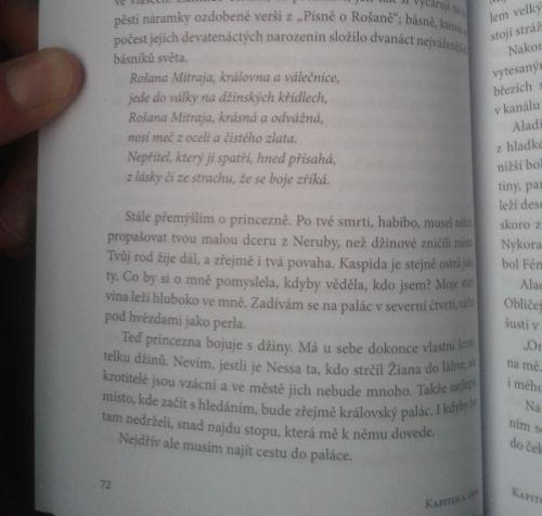 Zakázané přání, snímek strany 72