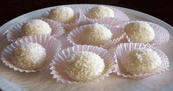 Yemas de coco