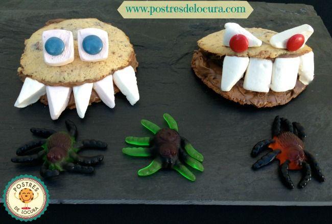 Monstruos de galleta