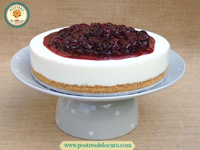 tarta de queso philadelphia yogur griego