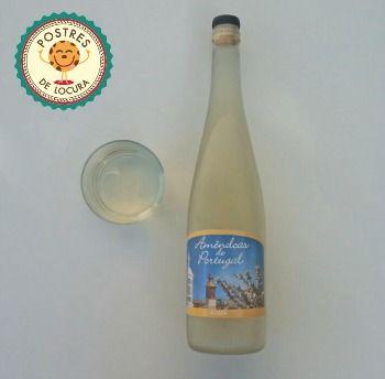 licor de almendras portugues