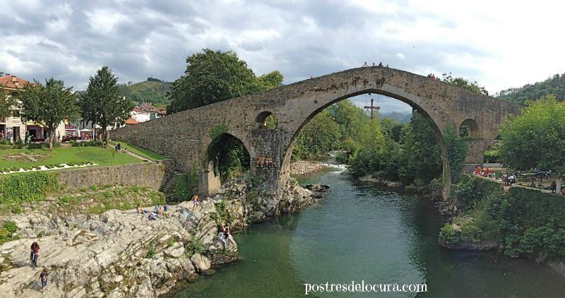 Puente Romano en Cangas de Onis