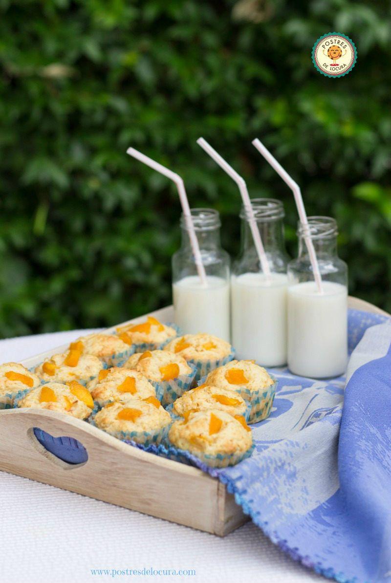 muffins-de-melocoton