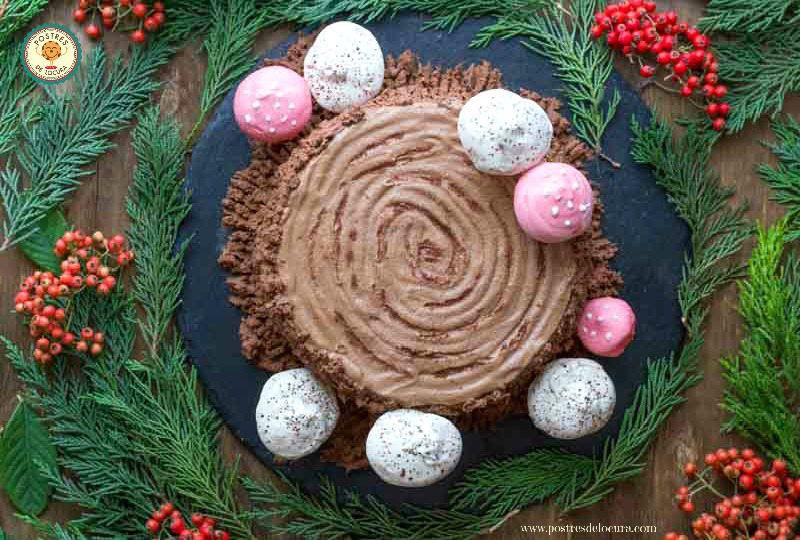 tronco-helado-de-chocolate