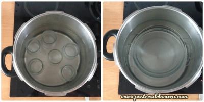 como hacer yogur casero usando la olla expres 1