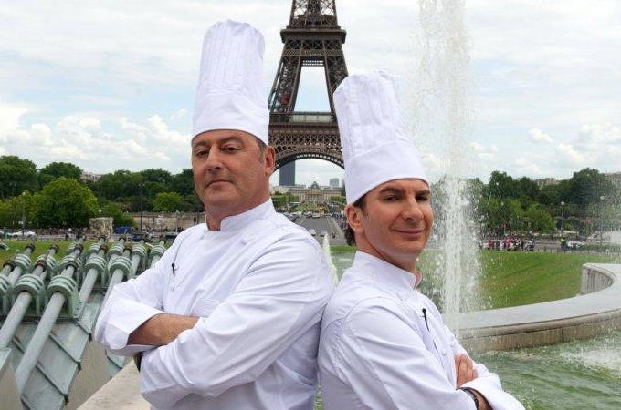 El Chef, la receta de la felicidad (2012)