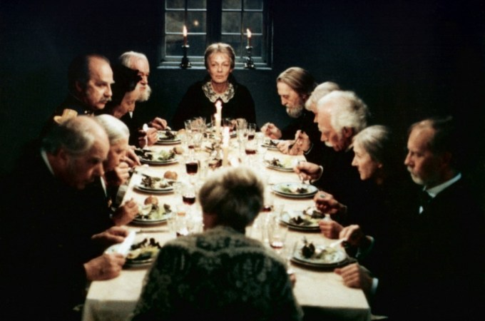 El festín de Babette (1987)