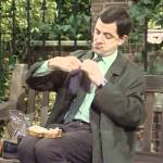 Mr Bean – Sandwich for Lunch