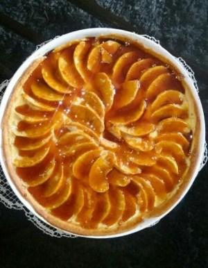 Tarta de Manzana - Julia