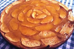 Tarta de Manzana - Soledad Poveda