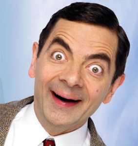 mr bean - sandwich for lunch