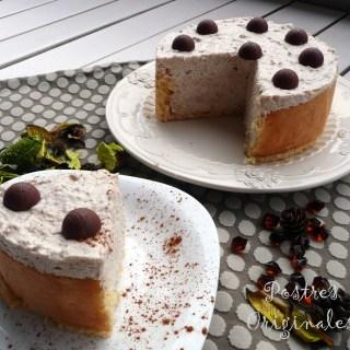 Tarta Mousse de Arroz con Leche