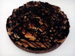 Tarta de Chocolate y Crumble - @Lolyfer65(mod)