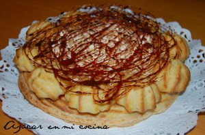 Pastel-Saint-Honoré-Azúcar-en-mi-cocina