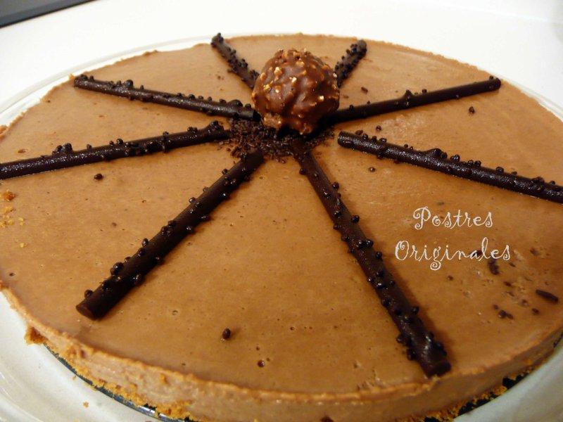 Tarta-Ferrero-Rocher-1